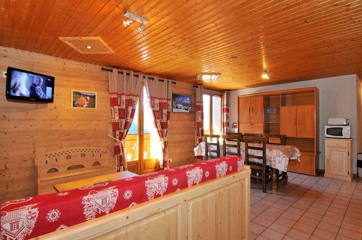 Vacaciones en montaña Apartamento 3 piezas para 6 personas (2) - Chalet l'Epicéa - Châtel - Estancia