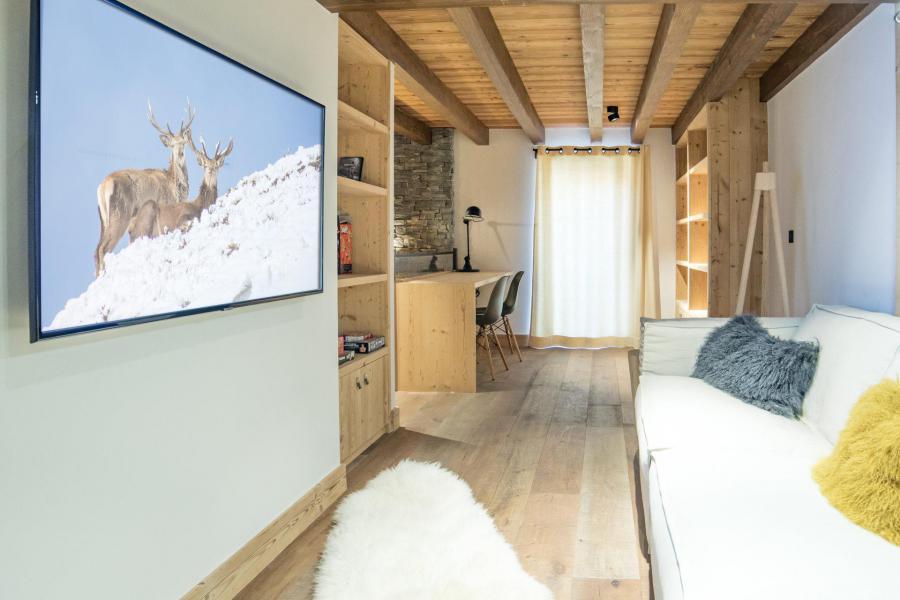Wakacje w górach Domek górski 6 pokojowy 10-12 osób - Chalet l'Etable - Saint Martin de Belleville