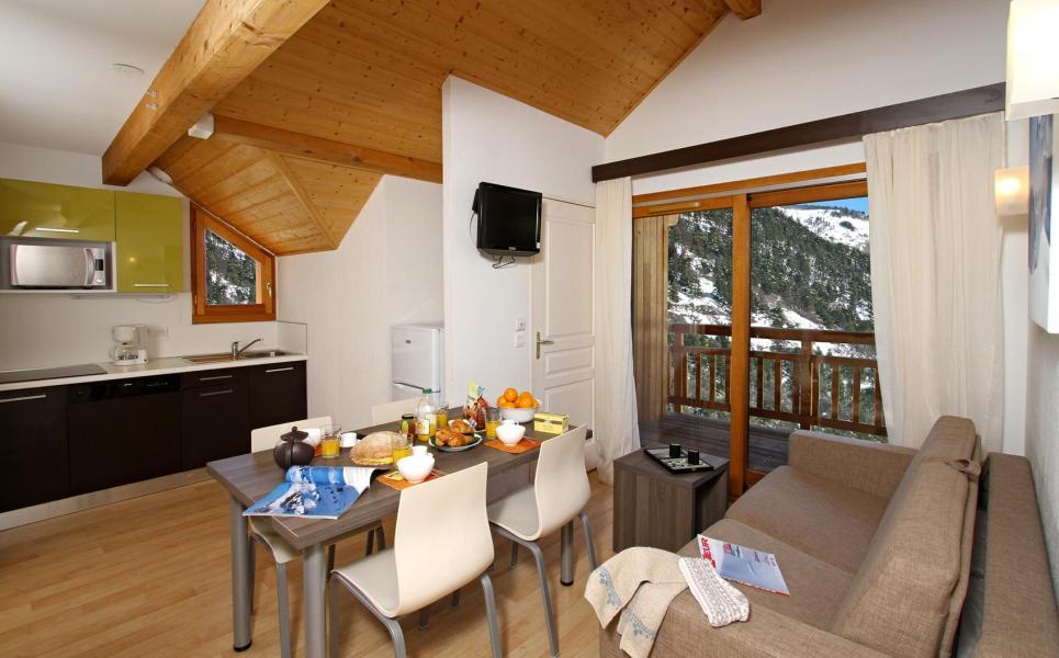 Vacances en montagne Chalet l'Eterlou - Serre Chevalier - Séjour