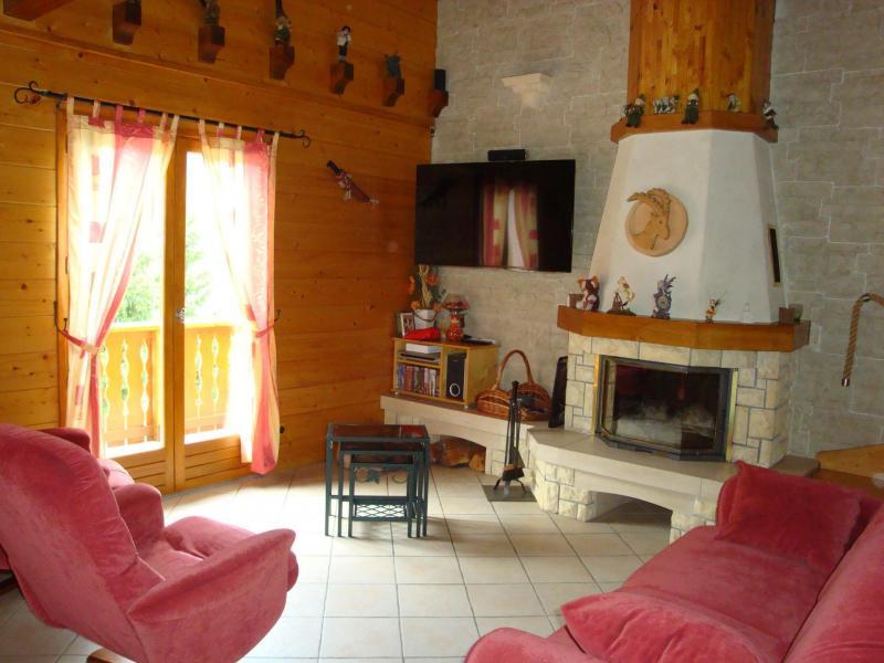 Vacaciones en montaña Chalet 4 piezas para 8 personas - Chalet l'Hibiscus - Pralognan-la-Vanoise - Alojamiento