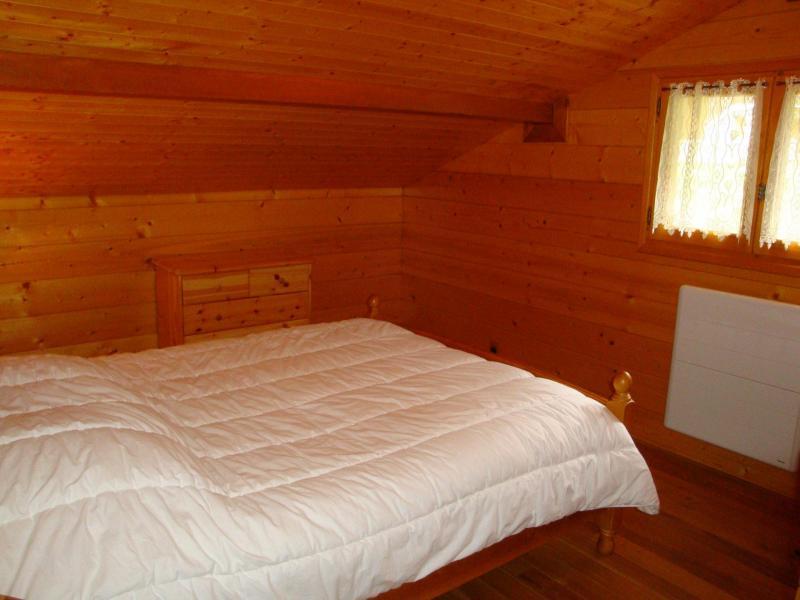 Vacaciones en montaña Chalet 4 piezas para 8 personas - Chalet l'Hibiscus - Pralognan-la-Vanoise - Habitación abuhardillada