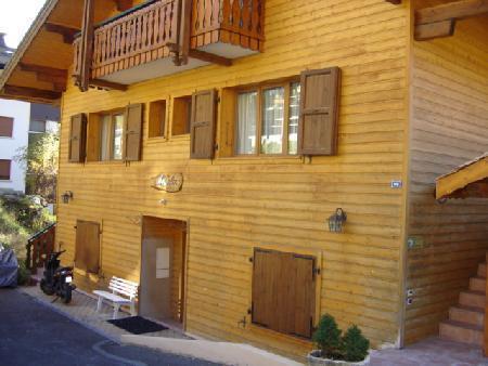 Vacaciones en montaña Chalet l'Igloo - Châtel - Verano