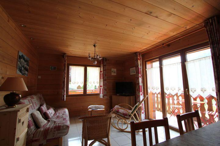 Vacaciones en montaña Apartamento cabina 2 piezas para 5 personas (2) - Chalet l'Igloo - Châtel