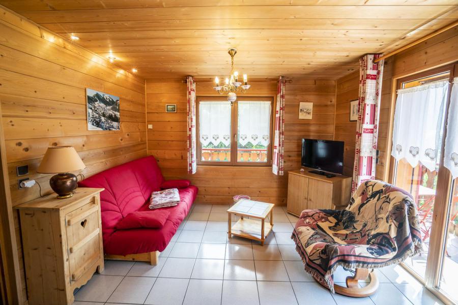 Wakacje w górach Apartament 2 pokojowy z alkową 5 osób (2) - Chalet l'Igloo - Châtel