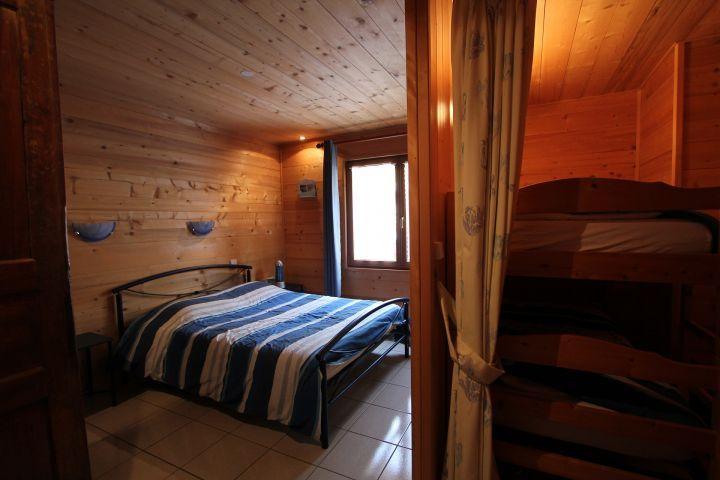 Wakacje w górach Apartament 2 pokojowy z alkową 5 osób (1) - Chalet l'Igloo - Châtel - Łóżkem małżeńskim