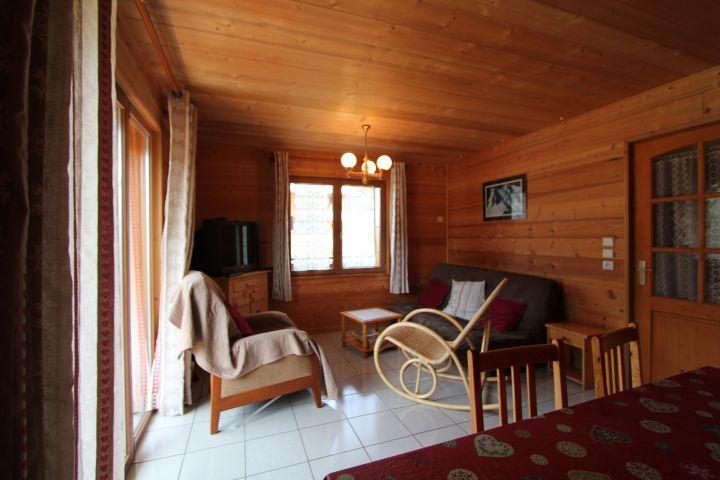 Wakacje w górach Apartament 2 pokojowy z alkową 5 osób (1) - Chalet l'Igloo - Châtel - Pokój gościnny