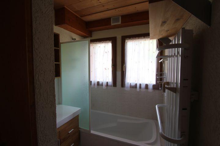 Vacaciones en montaña Apartamento cabina 2 piezas para 5 personas (2) - Chalet l'Igloo - Châtel - Bañera