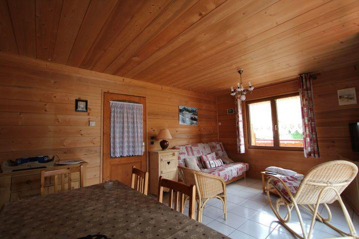 Vacaciones en montaña Apartamento cabina 2 piezas para 5 personas (2) - Chalet l'Igloo - Châtel - Estancia