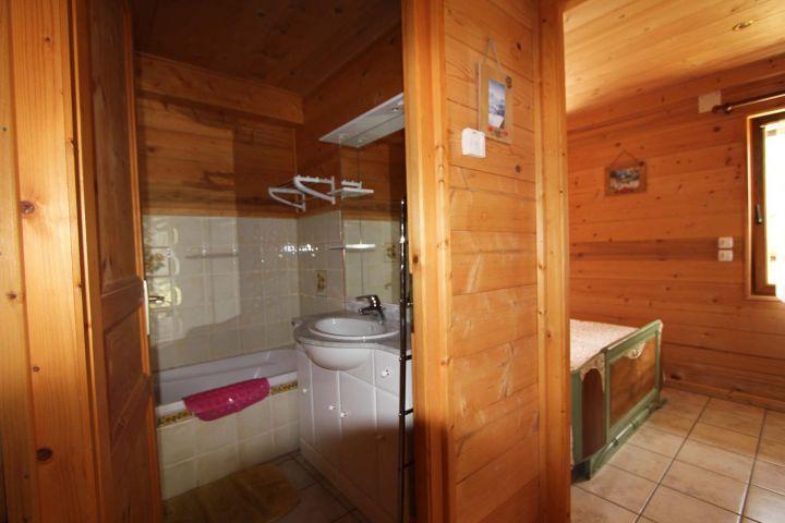 Vacaciones en montaña Apartamento cabina 4 piezas para 9 personas (3) - Chalet l'Igloo - Châtel - Ducha