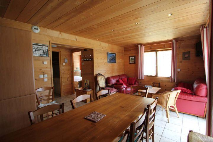 Vacaciones en montaña Apartamento cabina 4 piezas para 9 personas (3) - Chalet l'Igloo - Châtel - Mesa