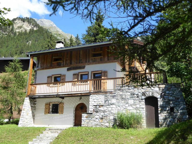 Vacaciones en montaña Chalet la B'Zeille - Pralognan-la-Vanoise