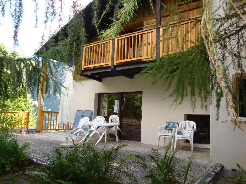 Vacaciones en montaña Chalet 7 piezas para 12 personas - Chalet la B'Zeille - Pralognan-la-Vanoise - Verano