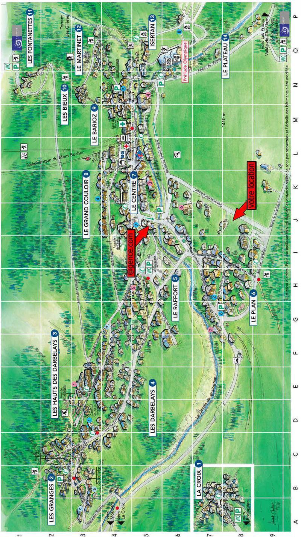 Wakacje w górach Chalet la Cabane des Oursons - Pralognan-la-Vanoise