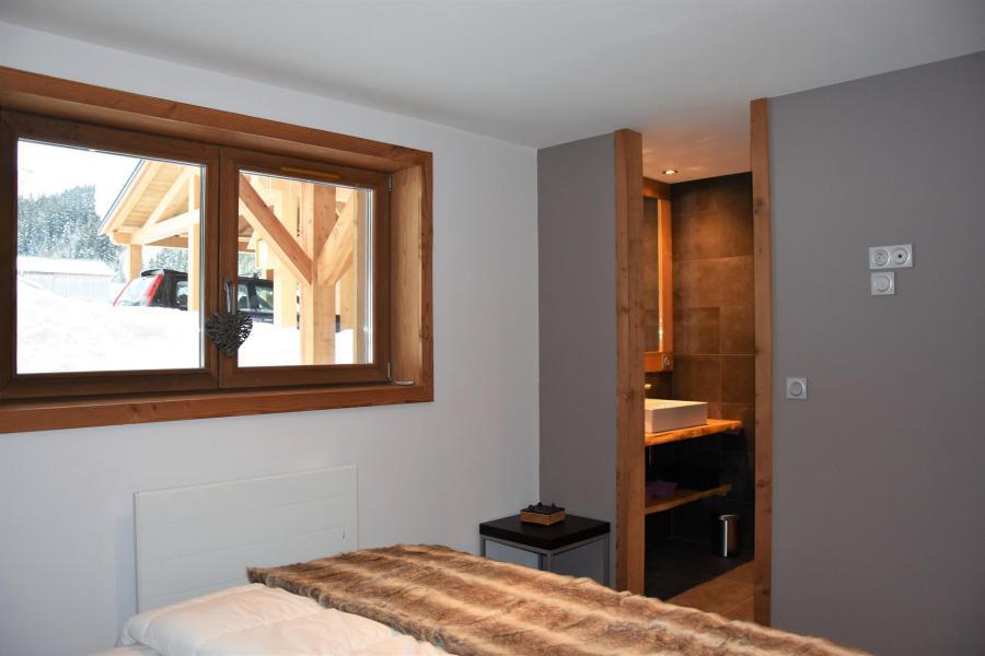 Vakantie in de bergen Chalet triplex 5 kamers 10 personen - Chalet la Cabane des Oursons - Pralognan-la-Vanoise - Verblijf
