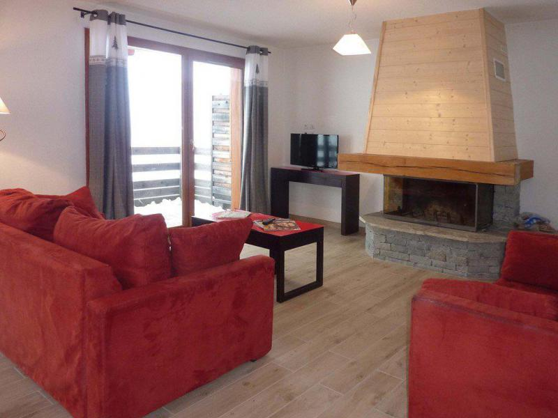 Vacances en montagne Chalet duplex 6 pièces 12 personnes (1011) - Chalet la Combe d'Or - Les Orres