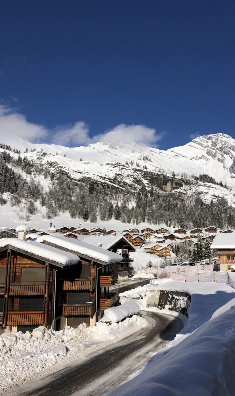 Holiday in mountain resort 2 room apartment 4 people (301) - Chalet la Cythéria - Le Grand Bornand