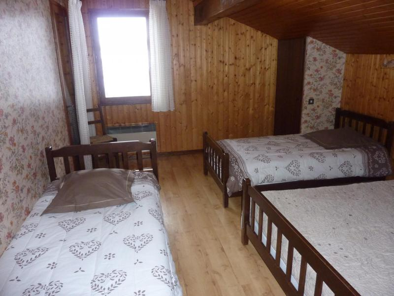 Holiday in mountain resort Chalet la Cythéria - Le Grand Bornand - Single bed