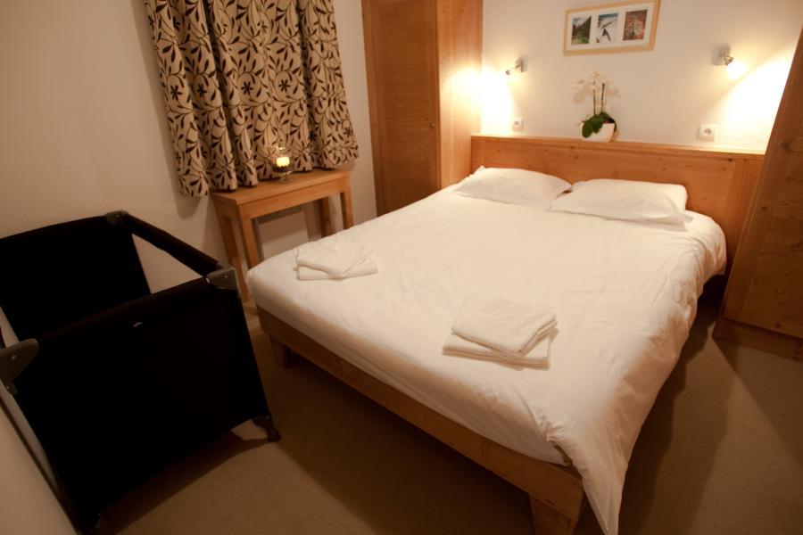 Vakantie in de bergen Chalet la Dame Blanche - Les Menuires - 2 persoons bed