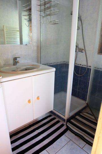 Vacaciones en montaña Chalet duplex 2 piezas para 5 personas - Chalet la Fouine - Châtel - Cuarto de baño con ducha