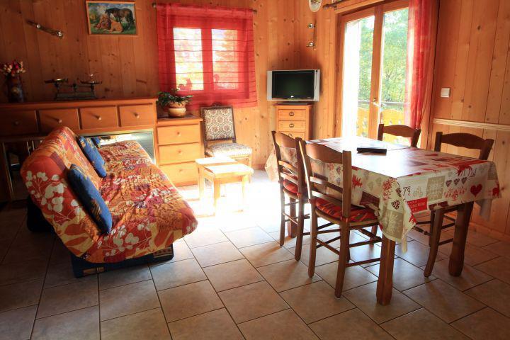 Wakacje w górach Domek górski duplex 2 pokojowy dla 5 osób - Chalet la Fouine - Châtel - Zakwaterowanie