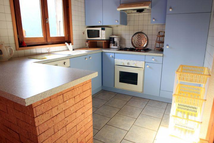 Wakacje w górach Domek górski duplex 2 pokojowy dla 5 osób - Chalet la Fouine - Châtel - Aneks kuchenny