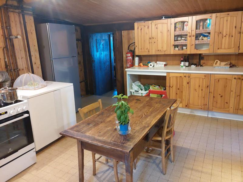 Holiday in mountain resort 5 room chalet 12 people - Chalet la Gayolle - Saint Gervais - Accommodation