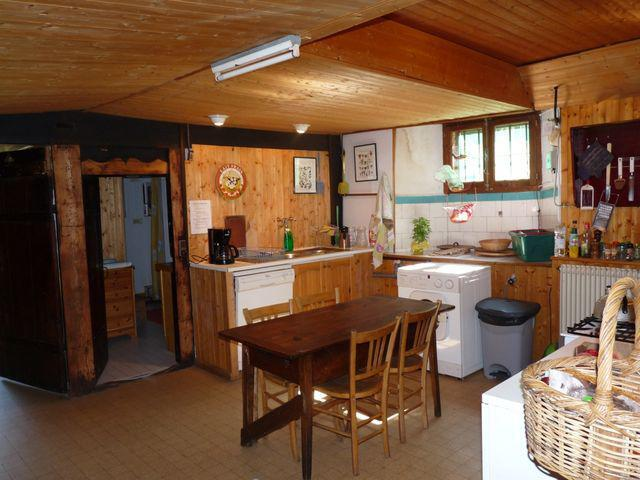 Holiday in mountain resort 5 room chalet 14 people - Chalet la Gayolle - Saint Gervais