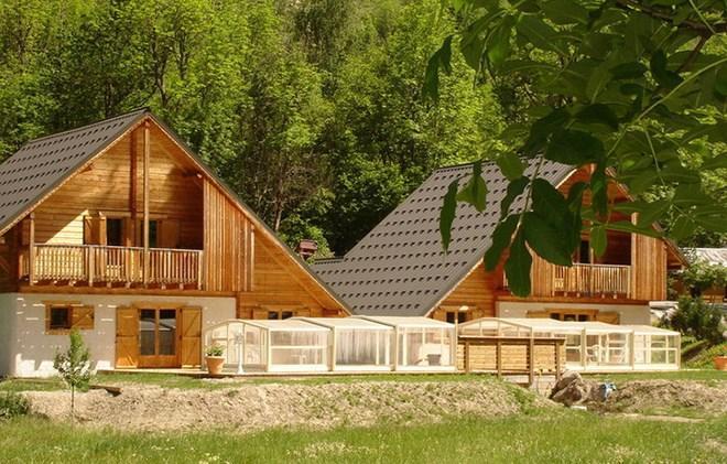 Chalet Chalet la Lauze - Les 2 Alpes - Noordelijke Alpen