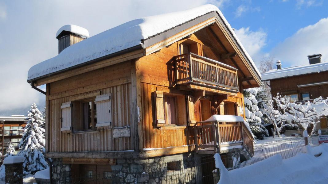 Holiday in mountain resort Chalet la Mélèze - Courchevel