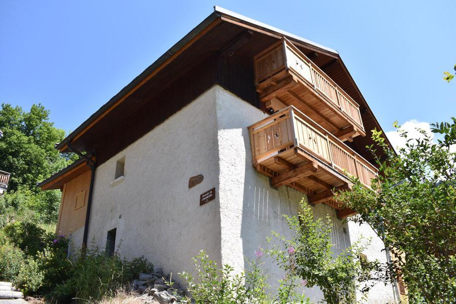 Vacances en montagne Chalet 5 pièces 12 personnes - Chalet la Mia - Méribel - Extérieur été