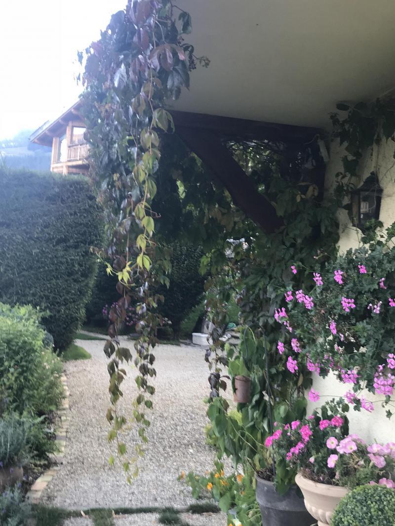 Vacaciones en montaña Apartamento cabina 2 piezas para 5 personas - Chalet la Minaudière - Châtel - Alojamiento