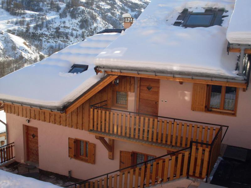 Wakacje w górach Apartament 3 pokojowy 6 osób (1) - Chalet la Moulinière - Valloire