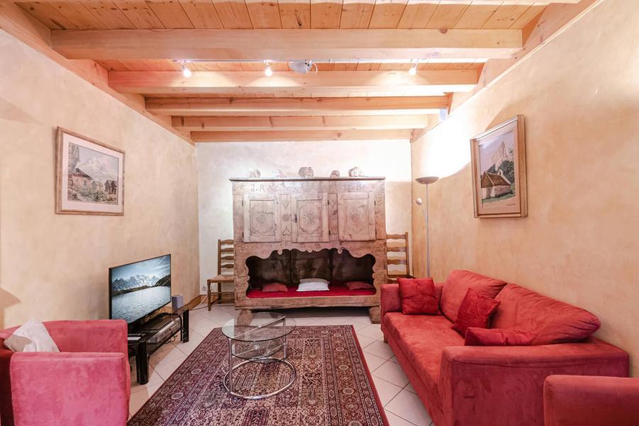Vacances en montagne Chalet 8 pièces 12 personnes - Chalet la Persévérance - Chamonix - Salle à manger