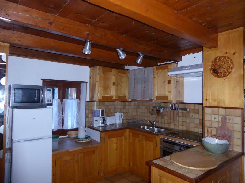 Vacaciones en montaña Chalet 3 piezas para 6 personas - Chalet la Petite Maison - Pralognan-la-Vanoise - Alojamiento