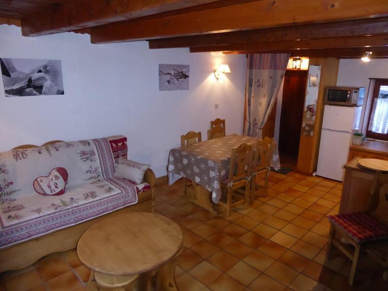 Vacaciones en montaña Chalet 3 piezas para 6 personas - Chalet la Petite Maison - Pralognan-la-Vanoise - Mesa baja