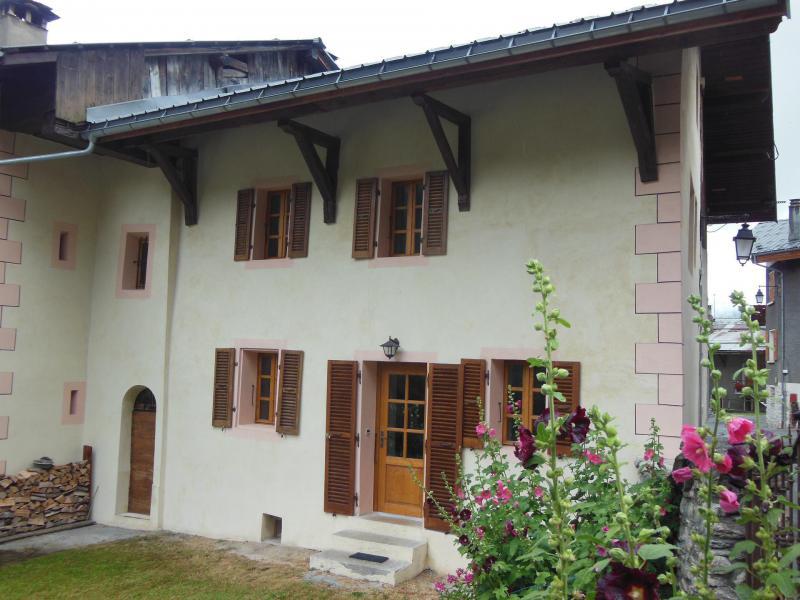 Vacances en montagne Chalet la Petite Maria - Champagny-en-Vanoise