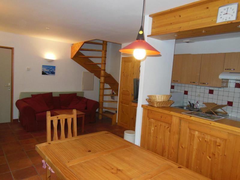 Vacances en montagne Chalet la Petite Maria - Champagny-en-Vanoise - Table