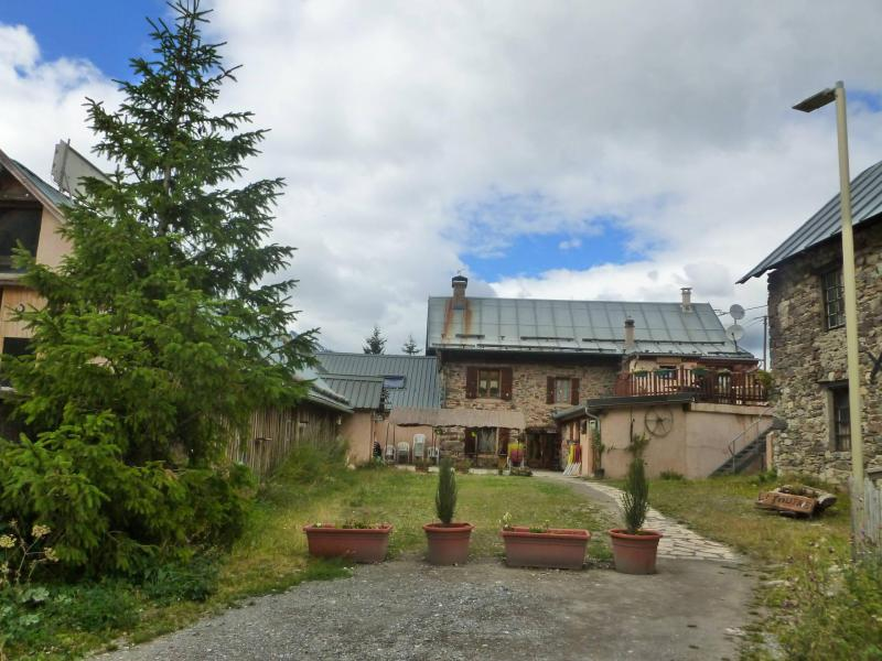Wynajem na narty Chalet la Poutre - Valloire - Na zewnątrz latem