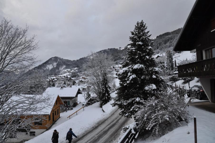 Vacaciones en montaña Apartamento 5 piezas para 7 personas - Chalet la Puce - Châtel