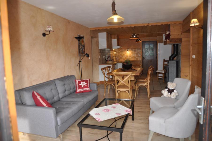 Vacaciones en montaña Apartamento 5 piezas para 7 personas - Chalet la Puce - Châtel - Alojamiento