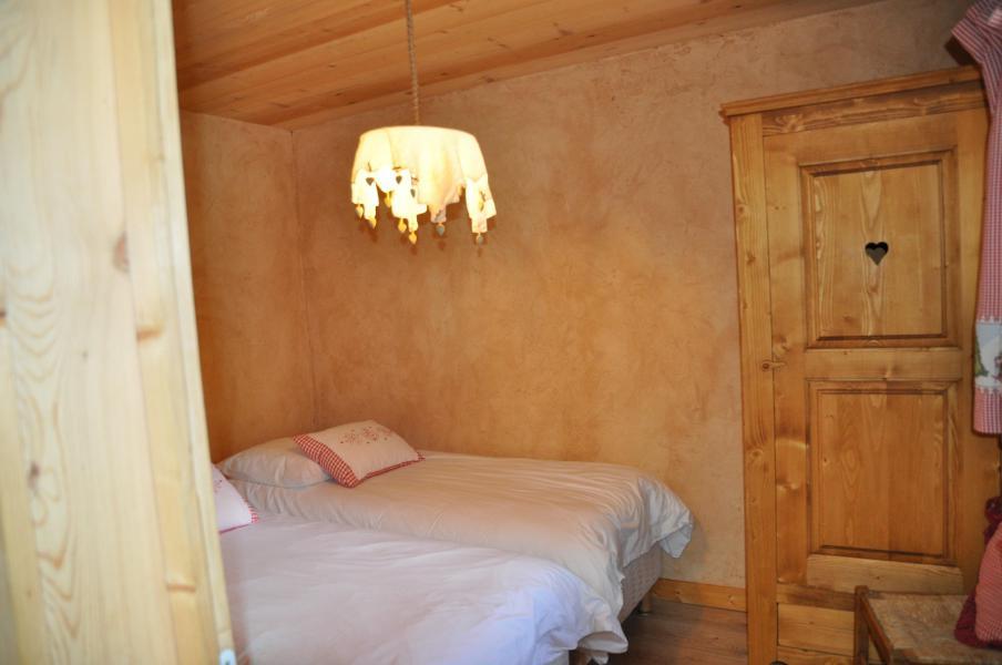 Vacaciones en montaña Apartamento 5 piezas para 7 personas - Chalet la Puce - Châtel - Cama individual