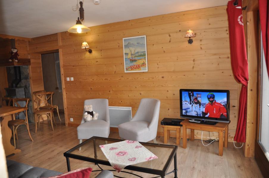 Vacaciones en montaña Apartamento 5 piezas para 7 personas - Chalet la Puce - Châtel - Estancia