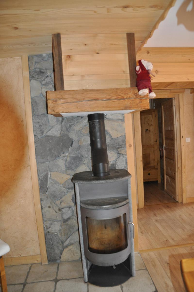 Vacaciones en montaña Apartamento 5 piezas para 7 personas - Chalet la Puce - Châtel - Estufa