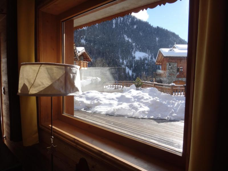 Vacances en montagne Chalet la Sauvire - Champagny-en-Vanoise - Logement