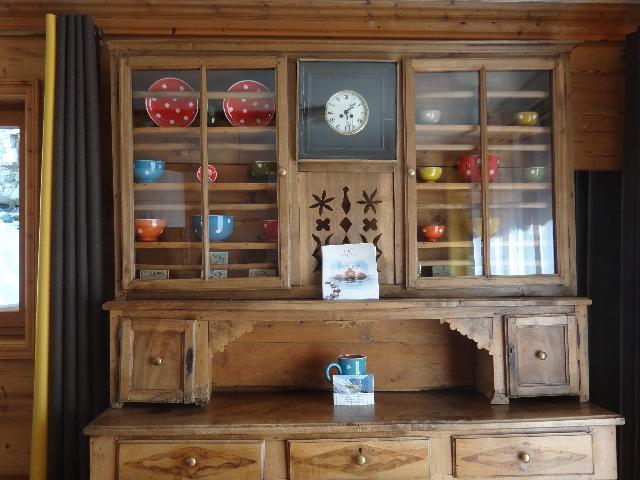 Vakantie in de bergen Chalet duplex 5 kamers 8-10 personen - Chalet la Sauvire - Champagny-en-Vanoise - Kast