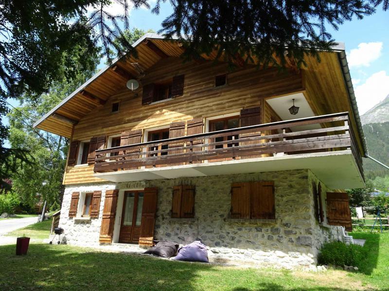 Location au ski Chalet la T'Santela - Pralognan-la-Vanoise - Extérieur été