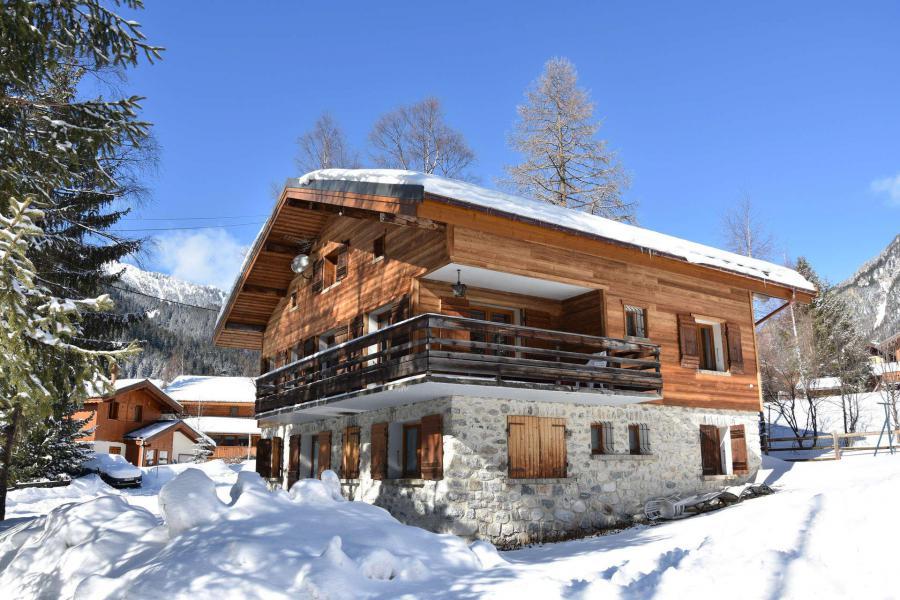 Vacaciones en montaña Chalet la T'Santela - Pralognan-la-Vanoise