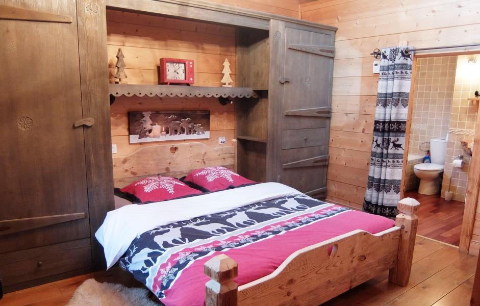Vacanze in montagna Chalet la Tanière - Chamonix - Letto matrimoniale