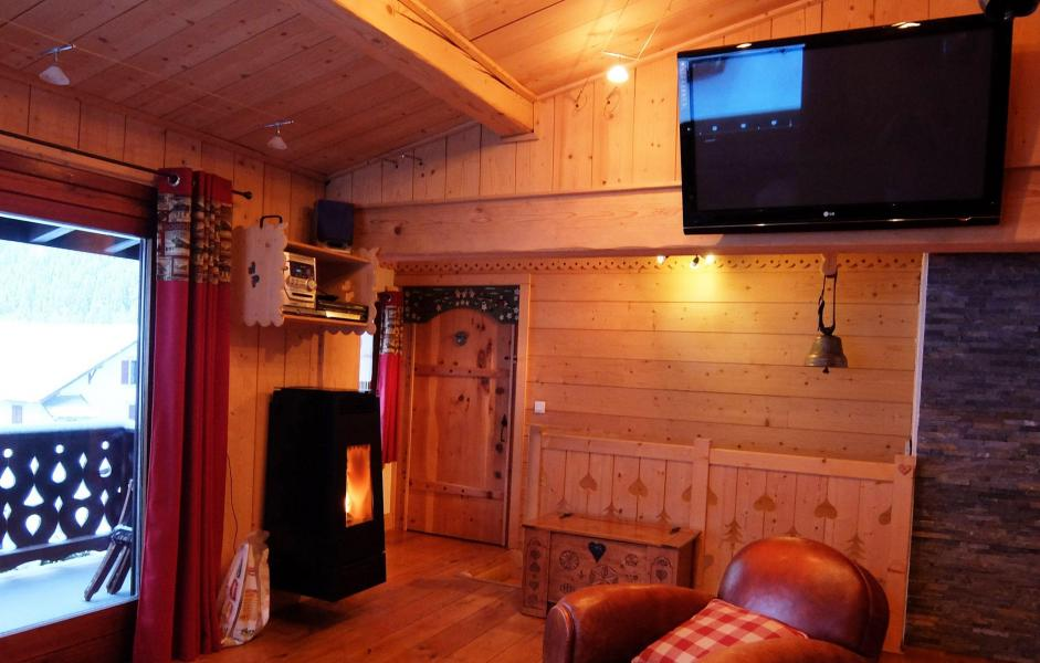 Vacanze in montagna Chalet la Tanière - Chamonix - TV