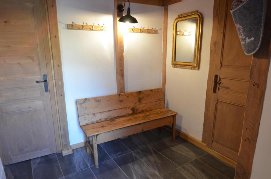 Vacances en montagne Chalet triplex 4 pièces 6 personnes - Chalet la Tarine - Saint Martin de Belleville - Logement
